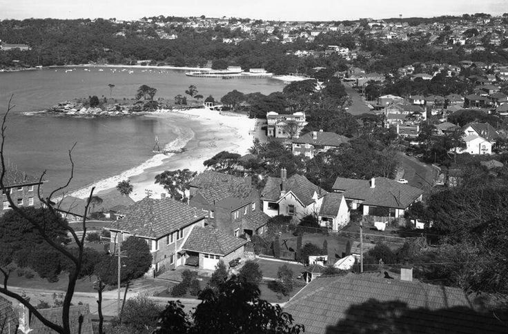 Balmoral in the Northern Beaches region of Sydney in 1962.