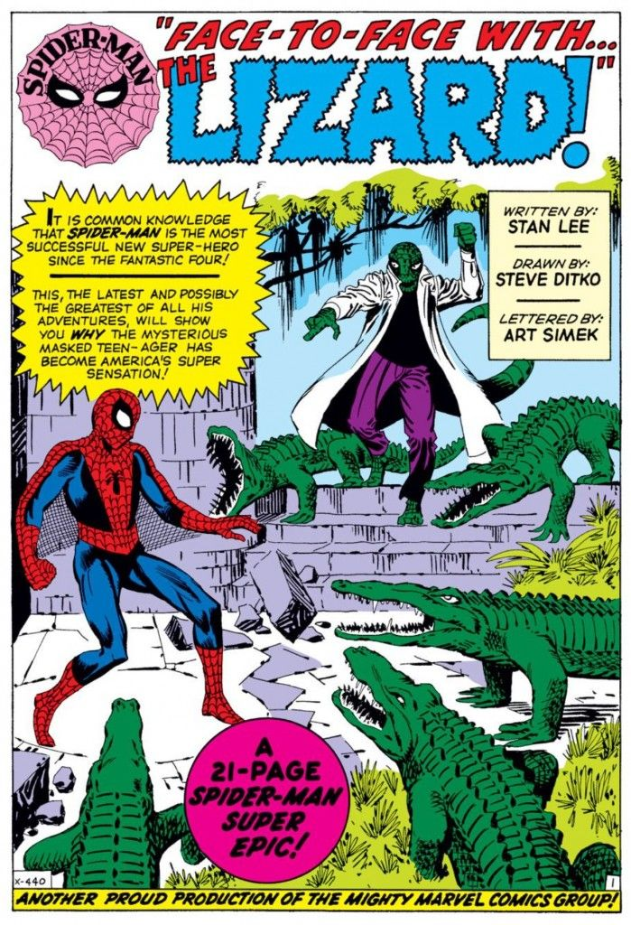 steve ditko and spider It's hard to argue against stan lee and steve ditko being the greatest spider-man writers in the character's history but who comes next.