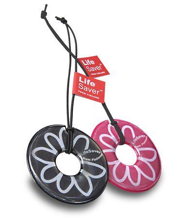 LifeSaver Basic musta pyöreä, 5€