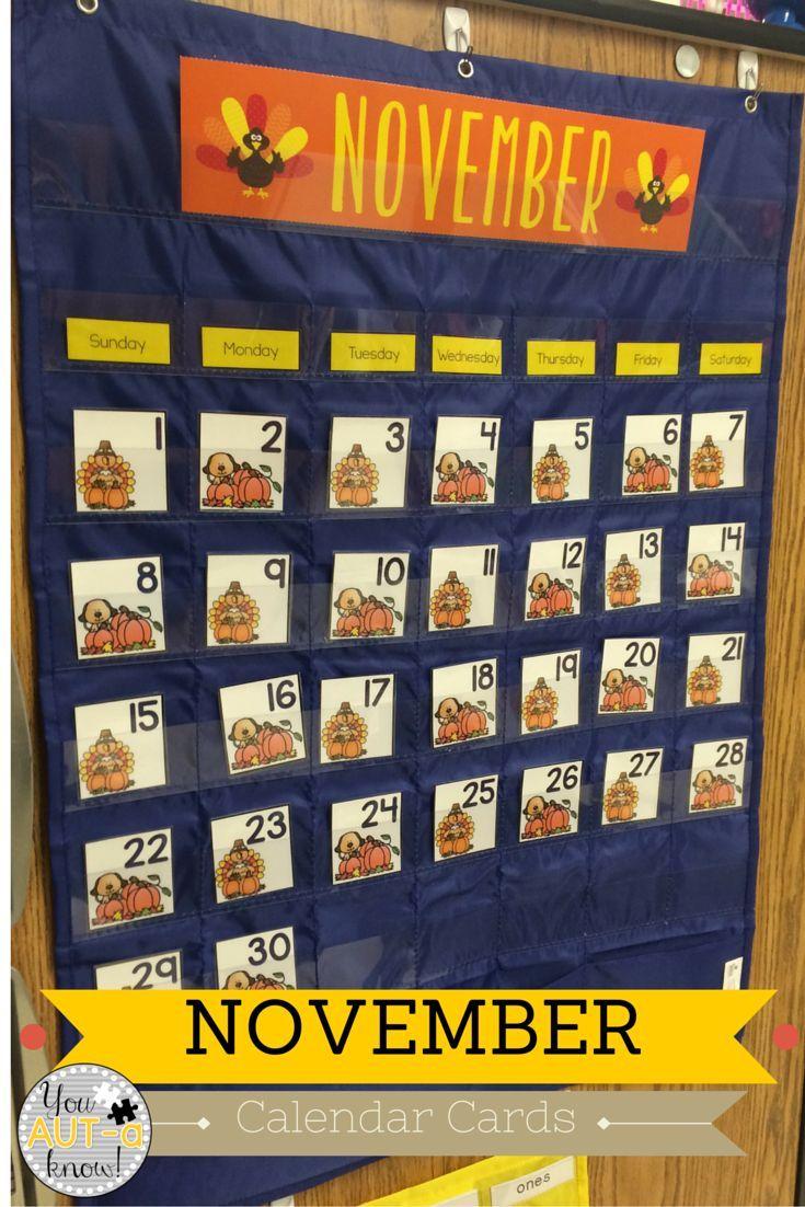 November Calendar Bulletin Board Ideas : The best november calendar ideas on pinterest