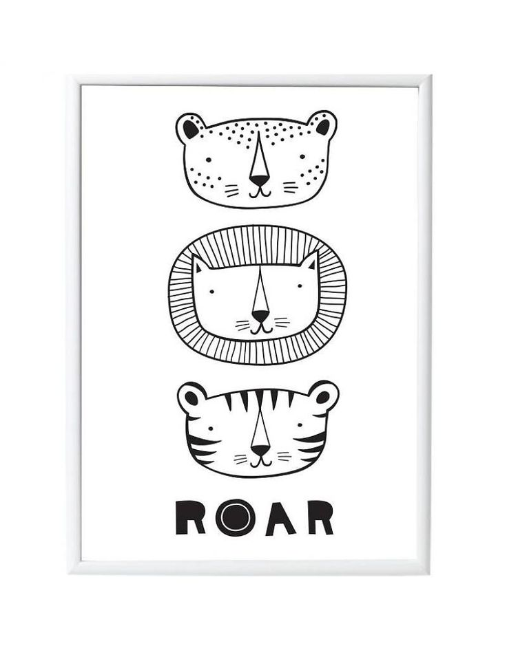 Poster Roar - A little lovely company