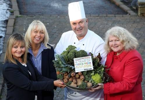 Tourism NI and Belfast Telegraph launch Year of Food and Drink Awards - BelfastTelegraph...