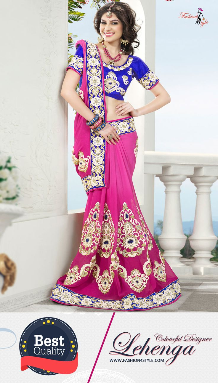Indian Wedding lehenga Collection www.fashion4style.com/woman/clothing/designer-lehnga #DelhiNext #HappyLohri #WhatGoogleDoesntKnow