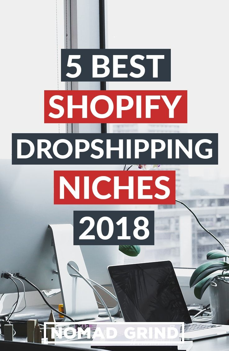 Best Shopify Niches For 2019 5 Best Shopify Dropshipping Niches For 2019 | Dropshipping | Drop