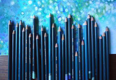 art in progress, crayons, crayon, pencil crayons, artist at work, artwork in studio, workstation, studio, workplace, art studio, art gallery, gallery studio art,