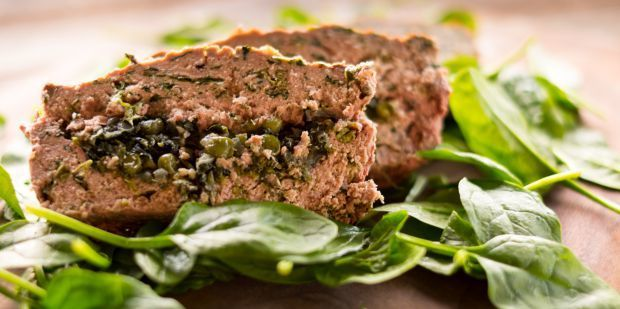 Inspired by the rustic flavours of Tuscany, enjoy our hearty & nourishing lamb meatloaf...  #recipe #glutenfree #dairyfree #lamb #UnimedLiving