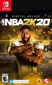NBA 2K20 Deluxe Edition Nintendo Switch [Digital] in