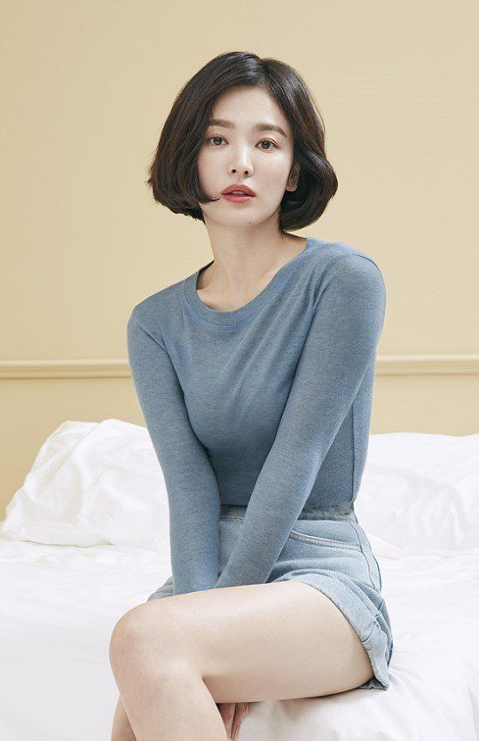 Song Hye Kyo stuns with her doll-like beauty in 'Suecomma ...