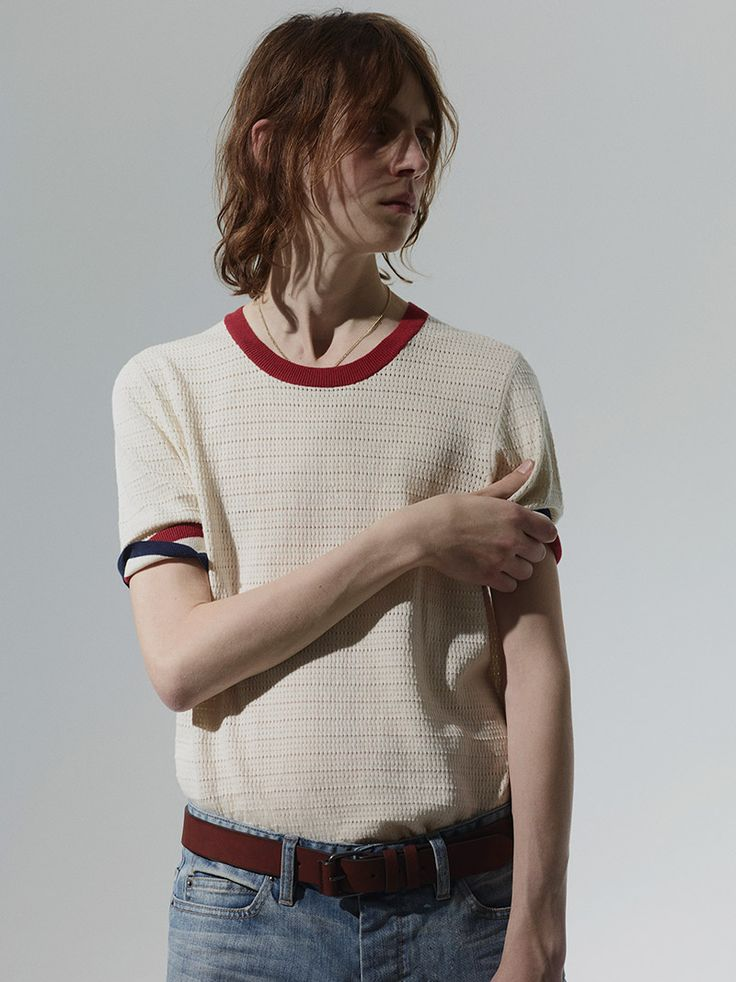 TOPMAN SS16 is inspired by the great outdoors and design influences from Eastern Europe, set against the back drop of the 1970's. Denim styles are updated across all of the new trends with formalwear retaining the familiar TOPMAN... »