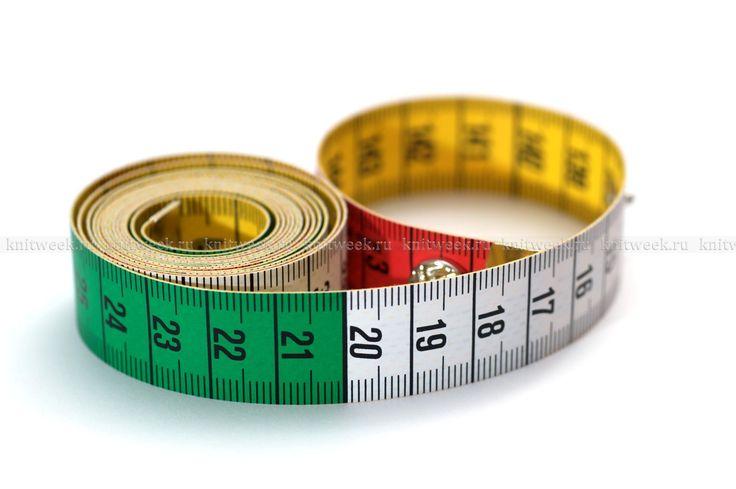Таблица размеров для вязания