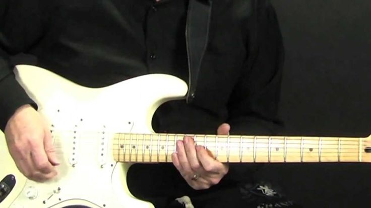 How to Play - Walk Softly - guitar lesson - Kentucky Headhunters