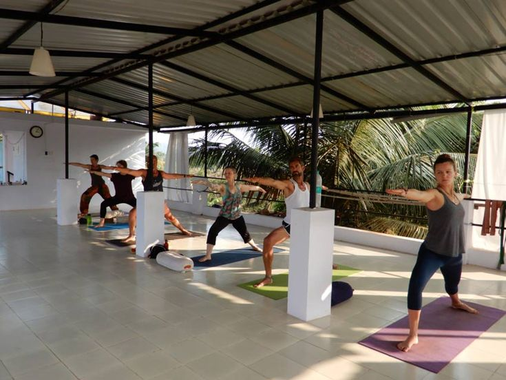 We Offer 200 Hour Multistyle #Yoga Teacher Training in #Goa, Our Courses are very flexible, We also support the students who studied our hatha yoga #TTC