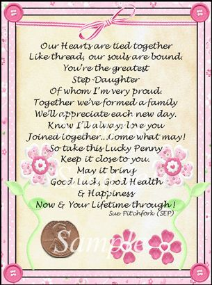 for step daughter poems | step daughter poems