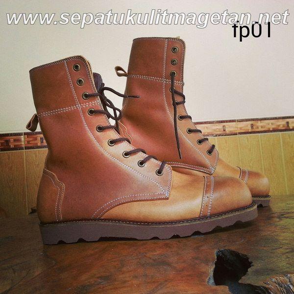 Exclusive Premium Boots FP01