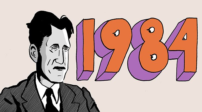 How George Orwell's 1984 Almost Didn't Happen - Signature Reads