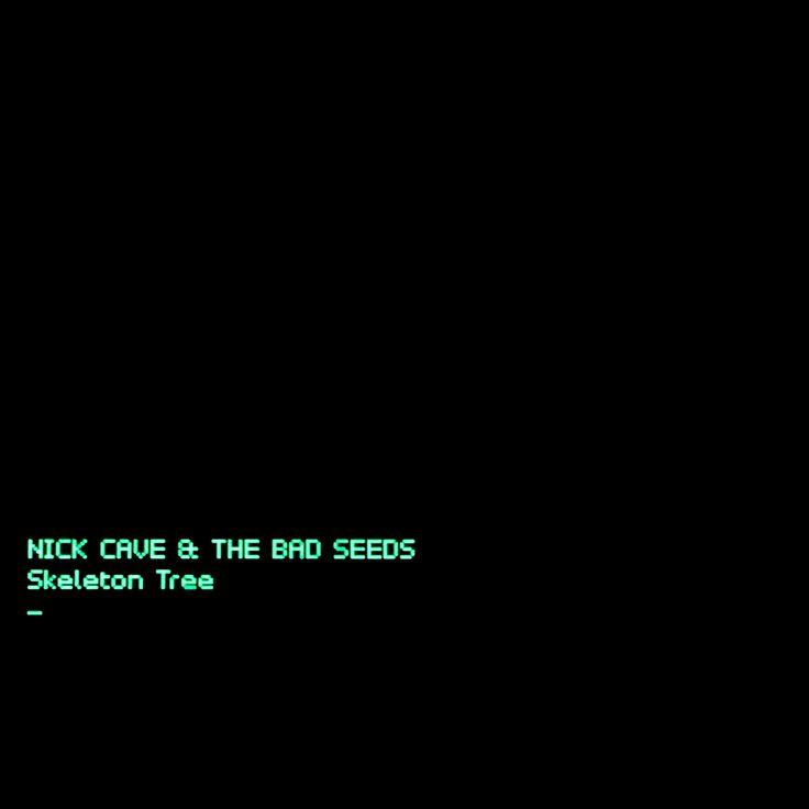 Nick cave - Skeleton tree (CD)