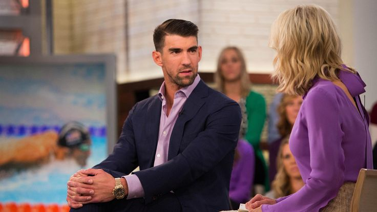 Michael Phelps opens up about struggles with anxiety: 'I didn't want to be alive anymore' - TODAY.com