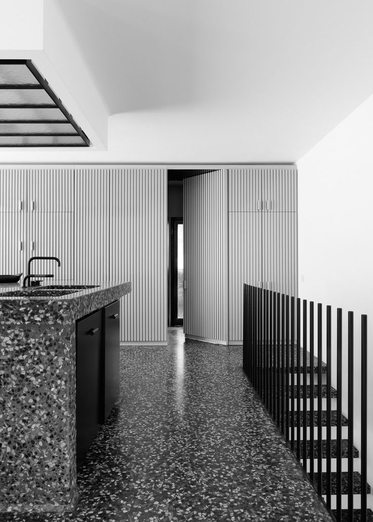 Villa Kaplansky Recently Renovated by B-Architecten | Yellowtrace
