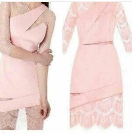 JulpShop Fashion Dress Wanita 09  Ukuran : S & M