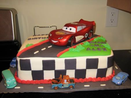 Google Image Result for http://www.landofcakes.com/products/plog-content/images/cakes/birthday-parties/car-cake.jpg