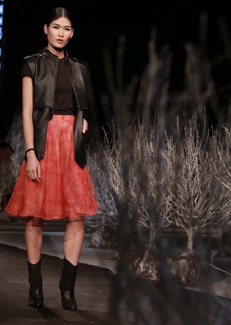 Vietnam Fashion Week FW16 - Ready to wear. Designer: Ngoc Han. Photo: Cao Duy