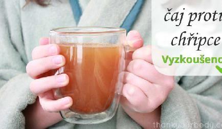 Moje pravdy - Čaj, který zatočí s chřipkou