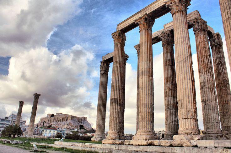 アテネのアクロポリス(flickr)