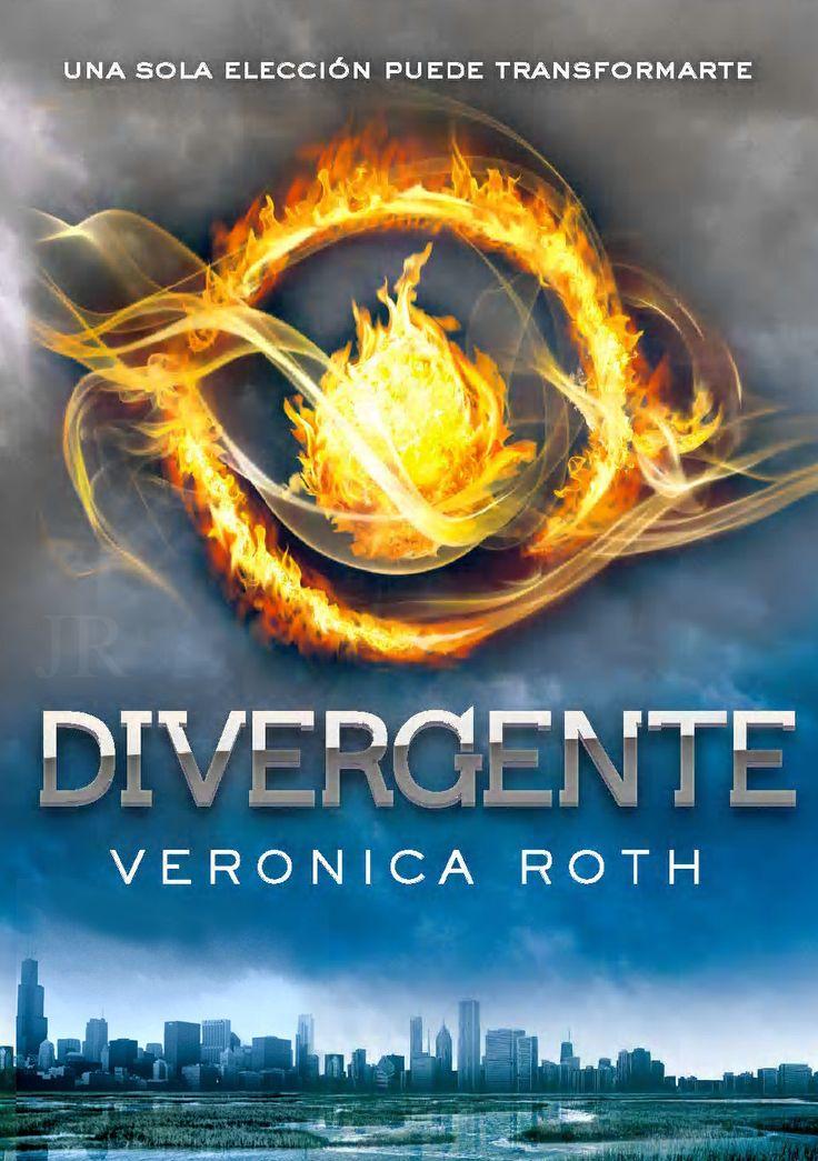 """""""Divergente"""" de Verónica Roth. Ficha elaborada por Néstor Hernández."""