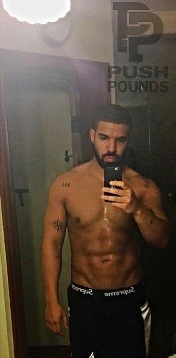 Like what you see⁉ Follow me on Pinterest ✨: @joyceejoseph ~ @Champagnepapi Drake Shirtless He looks so SEXY! #DrizzyDrake