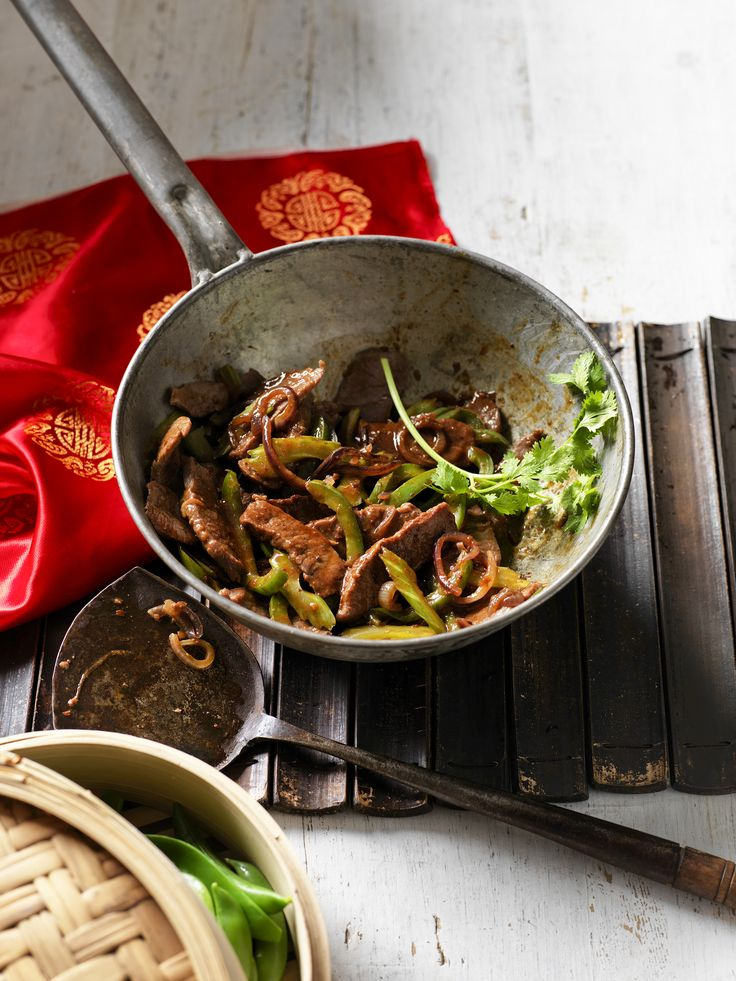 Our weight loss friendly Mongolian Lamb is a healthier alternative to your usual take out.