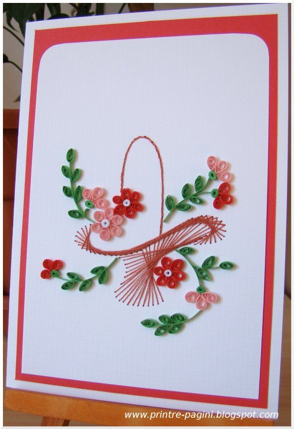 Best Stitched Cards Images On   Card Ideas Paper