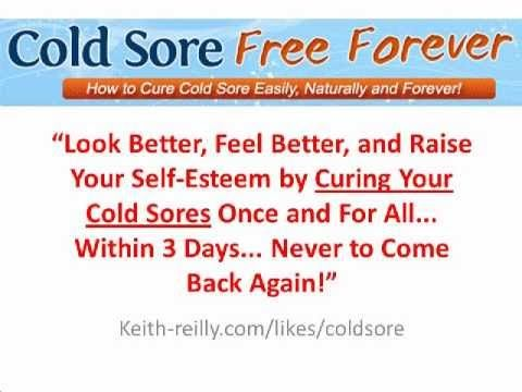 Best Cold Sore Treatment - How To Get Rid Of Cold Sores Fast