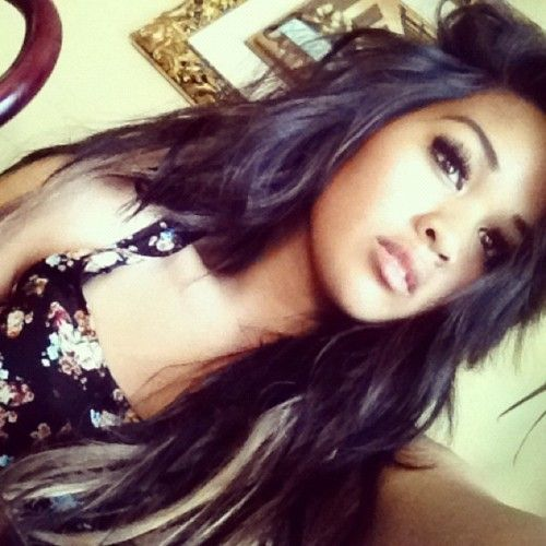 Beautiful Hispanic Girls -  Sexy Girls Selfies, Hispanic -3472