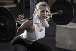 Beginning Weight Lifting Routine for Women | LIVESTRONG.COM