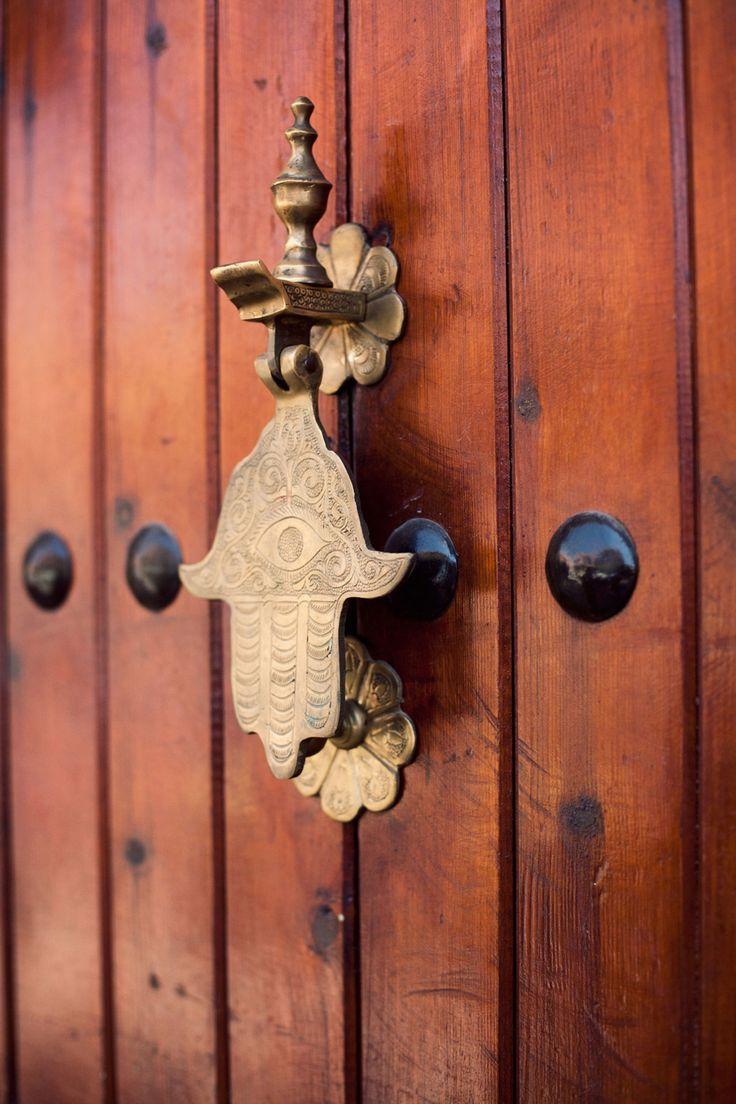 Moroccan Door Moroccan Doors Door Knockers Unique