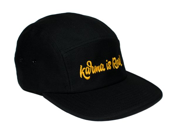 Love this camper hat from Today's Special. Karma is Real