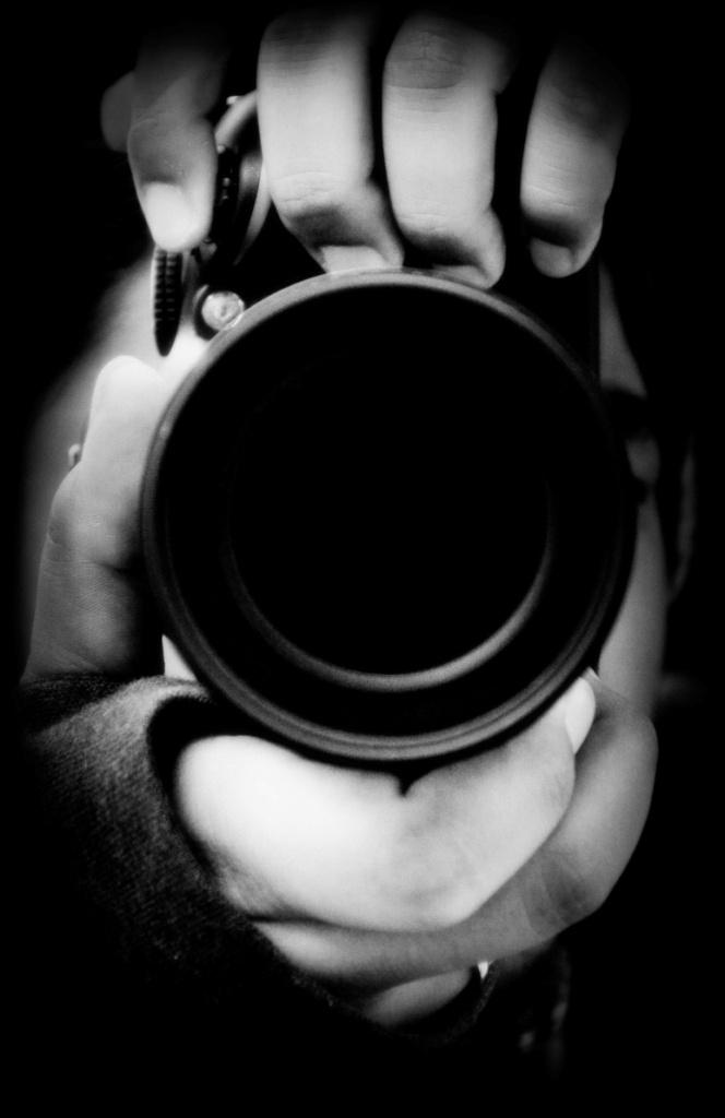 Look in through my lens