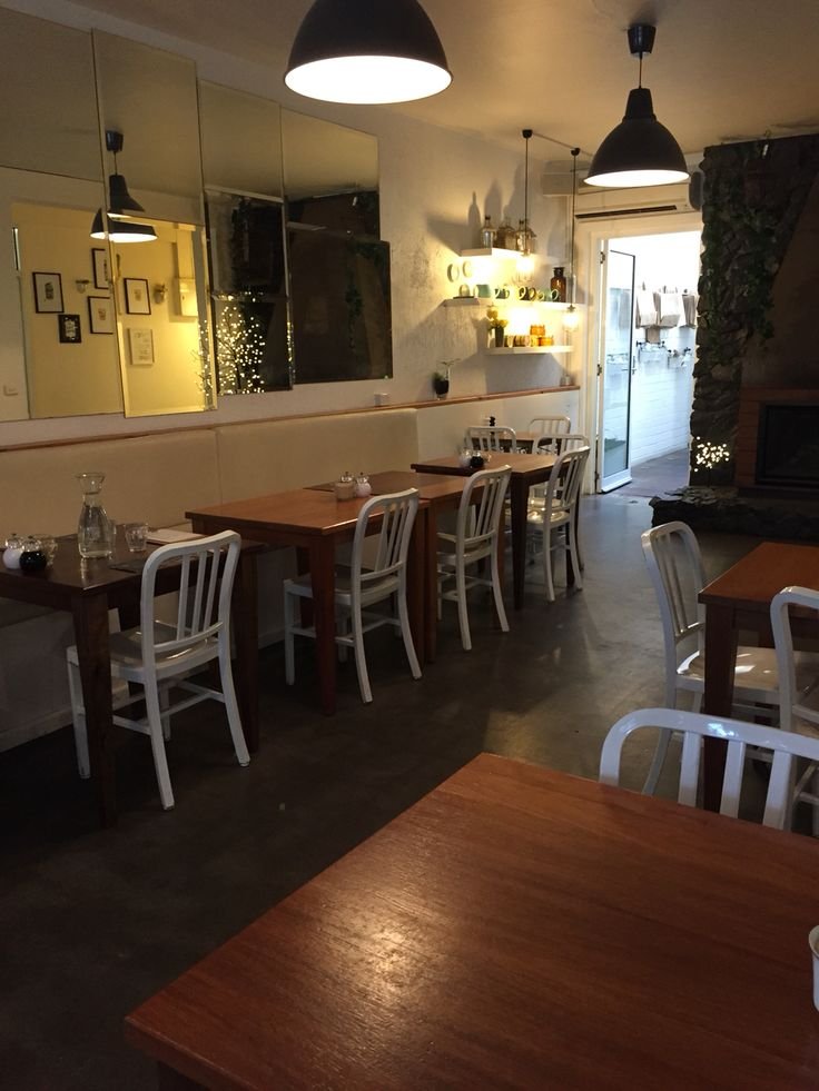 The Parlor Milkbar & Kitchen - lucky to have this gorgeous place as my local.