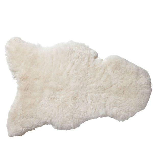 Serena & Lily Sheepskin Throw White Sheepskin_throw ($198) ❤ liked on Polyvore featuring home, bed & bath, bedding, blankets, quilts & quilt sets, rustic blanket, rustic throw blanket, white quilt set, white throw blanket and sheepskin bedding