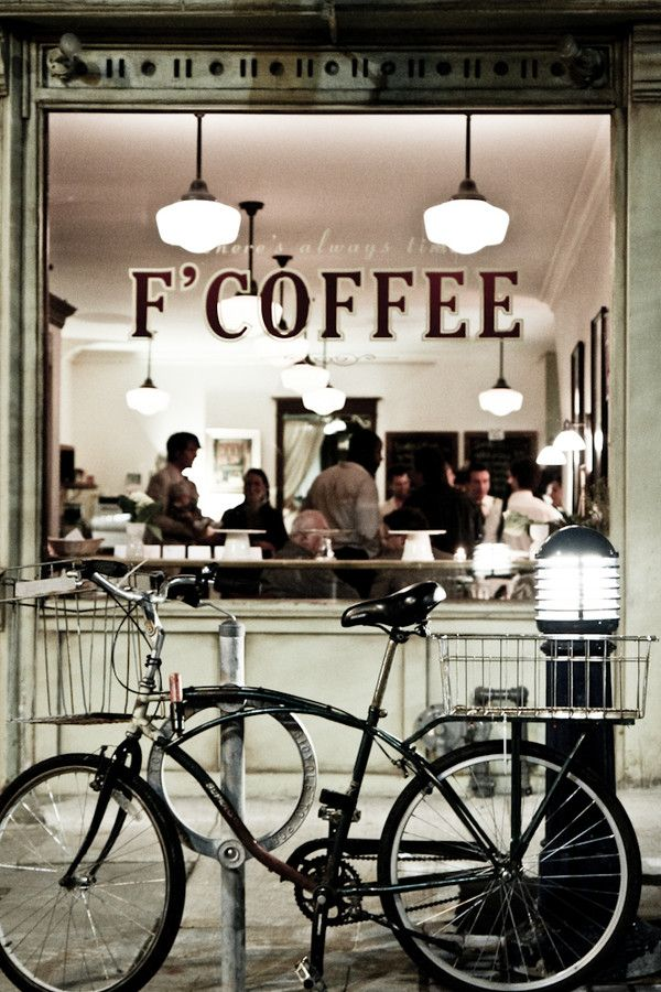 F'Coffee, Toronto (Canada)
