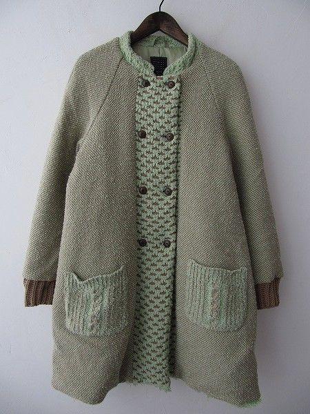 sherbet coat / purchase Actual / Mina perhonen home delivery purchase specialty shop drop [Y40000]
