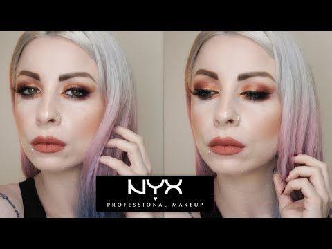 ONE BRAND TUTORIAL   NYX COSMETICS   JANE SORE http://cosmetics-reviews.ru/2017/12/03/one-brand-tutorial-nyx-cosmetics-jane-sore/