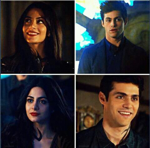 Izzy being proud of her big brother ♡ #Shadowhunters