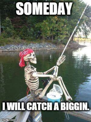 Pin by med sanchez on outdoors pinterest fish bass for Funny fish sayings