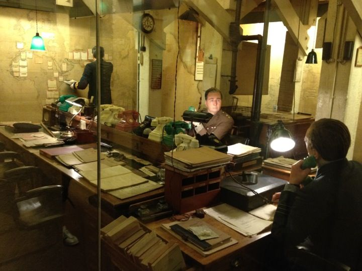 Churchill war rooms churchill museum cabinet war rooms in london greater london uk trip - Churchill war cabinet rooms ...