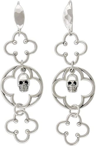 Silver Clover Jewelry Links, Gothic jewelry links, and gold vermeil jewelry links from Nina Designs are beautiful! Shop now.