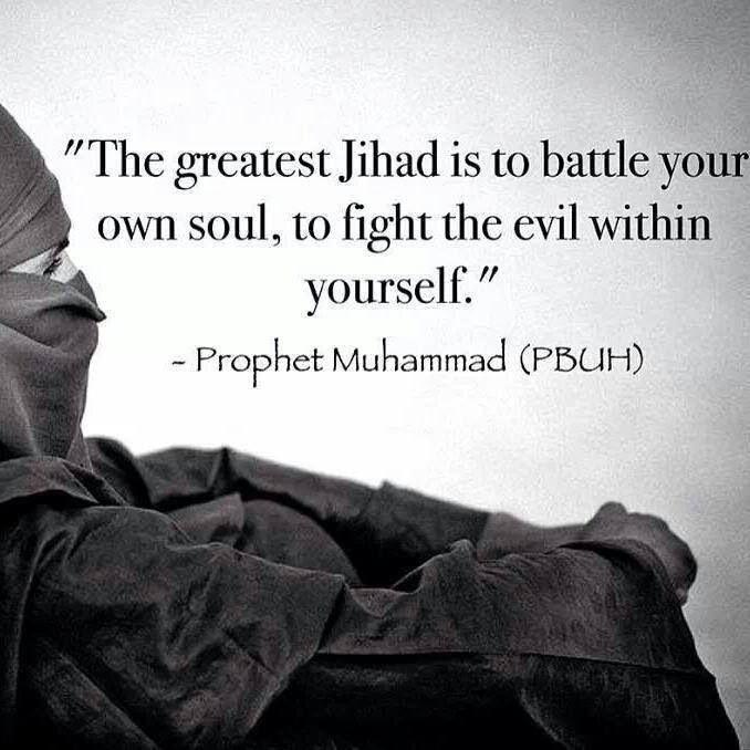 Saying of Prophet Muhammad (PBUH)