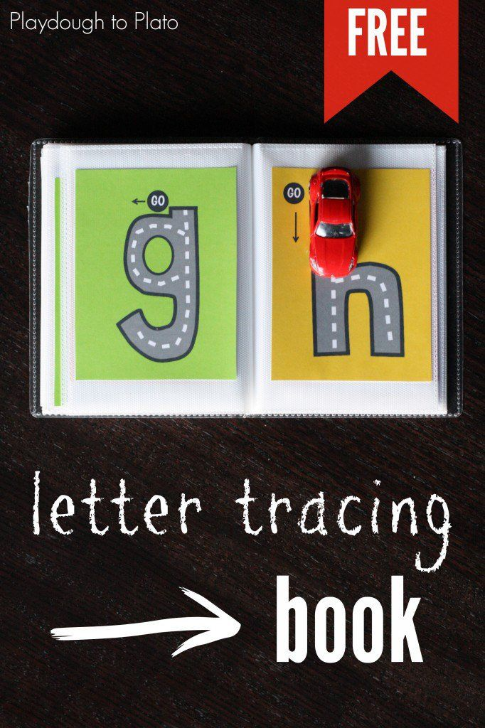 Awesome lowercase letter tracing book! What a fun way to teach kids how to write letters. This would be a great work station or literacy center.