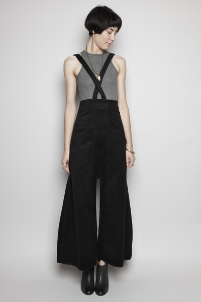 Assembly New York --   Suspender Wide Pan