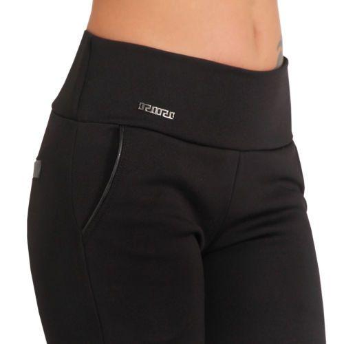 Damen-Treggings-Hose-Jeans-Jeggings-Roehre-High-Waist-Leggings-Steghose-Stretch